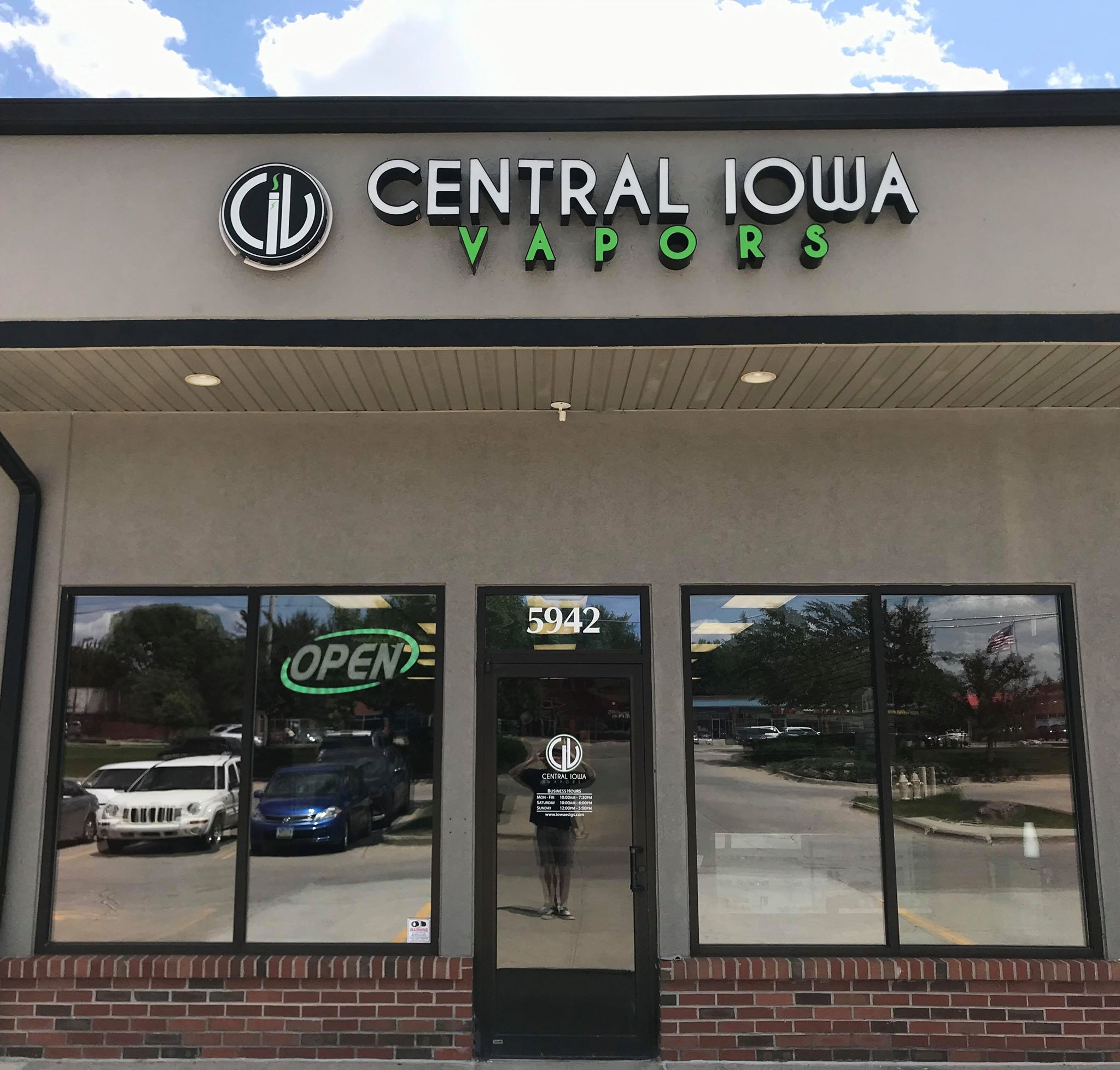Central Iowa Vapor Its Not Smoke Its Vapor