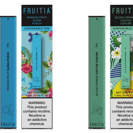 Fruitia Disposable